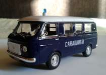 полицейские машины мира №2 FIAT 238 CARABINIERI   1967, в Липецке