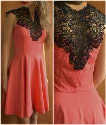 Вискозное платье от AX Paris, в г.Запорожье