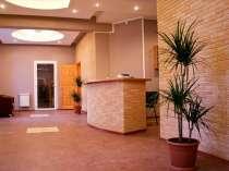 Облицовка стен офисов искусственным камнем в Чите, в Чите