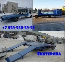 Эвакуаторная платформа ломаного типа на базе HYUNDAI, BAW ФE, в Воронеже