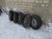 Комплект колес от ВАЗ 21011 с дисками, в Челябинске