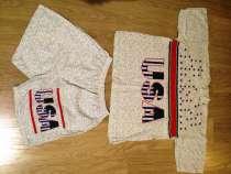 Комплект футболка и шорты Moda, в Санкт-Петербурге