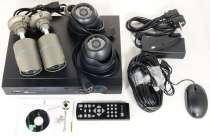 Комплект видеонаблюдения, в Оренбурге