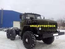 Шасси Урал 4320 с ДВС -238М2, в Перми