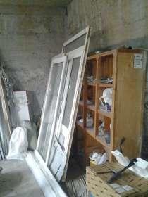 Продам стеклопакеты б/у разных размеров из пвх и дерева, в г.Ялта