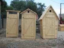 Дачный туалет, в Балаково