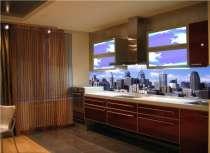 Фартуки на кухню, панно из стекла, в Омске