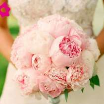 Букет невесты в Алматы Живые цветы на свадьбу в Алматы Цветы, в г.Алматы