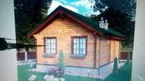 Продажа готового одноэт-го домокомплекта 48м2, клеёный брус, в Нижнем Новгороде