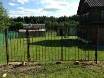 Садовые ворота и калитки, в г.Выборг