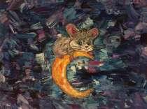 Картина маслом, в Москве