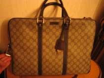 GUCCI -мужская сумка(оригинал), в Москве