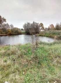 Земельный участок у пруда, в Воскресенске