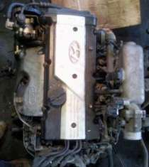 Двигатель G4EC Hyundai Accent 1.5 DOHC 102 л. с, в Краснодаре
