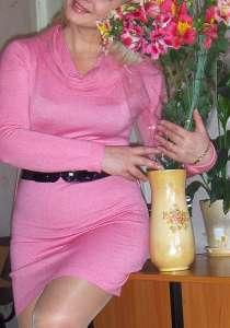 Платье теплое, тонкое, трикотажное, р. 42-44, в г.Днепропетровск