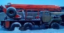Продам автовышку вездеход;Урал;телескоп 28 метров, в Перми