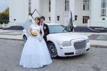 Прокат аренда автомобиля Крайслер 300 C на свадьбу с водителем в Краснодаре, в Краснодаре
