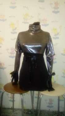 Блуза комбинированная, в Санкт-Петербурге