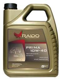 RADO Prima 10W40 полусинтетическое моторное масло, в Перми
