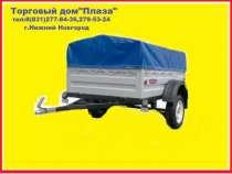 Открытый прицеп для легкового авто, в Нижнем Новгороде