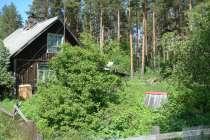 Продам финский дом в п. Кротово Приозерского ра на 55 сотках, в Санкт-Петербурге