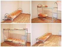 Кровать одноярусная/двухъярусная армейского типа, в г.Гродно