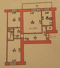 Продаю 3-х комнатную квартиру в г. Серпухов (частник), в Серпухове