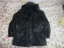 Куртка кожаная мужская, в Екатеринбурге