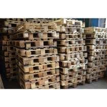 Поддоны деревянные б/у, в Саратове