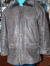 Мужская кожаная курточка, в г.Николаев
