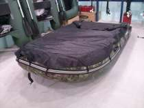 Тент стояночный на лодку 360-370, черный, в Саратове