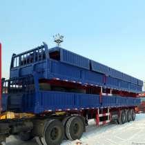 Полуприцеп бортовой Tongyada 60 тонн 3 оси в наличии!, в Красноярске