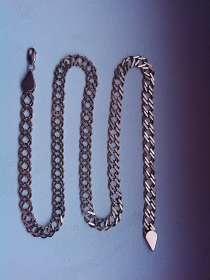 Продам цепочку красивую цельную мужскую 26 грамм 54 см, в Смоленске
