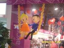Фигуры из воздушных шаров, цветы из шаров, в Ижевске