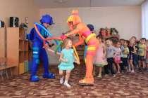 Фиксики, Симка и Нолик на детский праздник Красноярск, в Красноярске