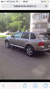 Срочно вс связи с отъездом продам Порше кайен 2004, в Хабаровске