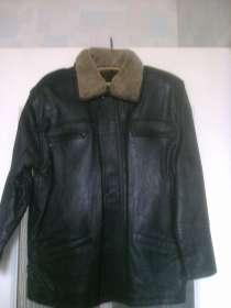Мужская кожаная куртка, в Йошкар-Оле