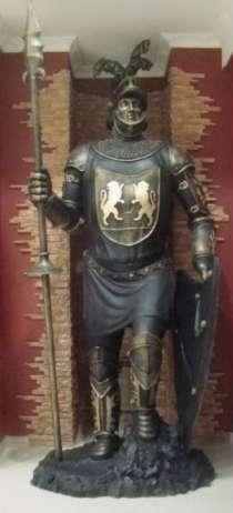 "скульптура ""Римский легионер&quot, в Краснодаре"
