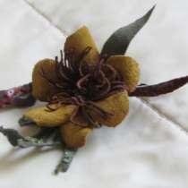 цветы из кожи, в Обнинске