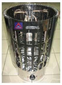 Электрическая печь в сауну Сфера ЭКМ-4,5кВт, в Санкт-Петербурге