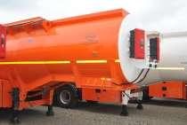 Бензовоз полуприцеп BONUM цистерна 28 м3, в Оренбурге