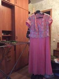 Нарядное платье 50-52 размер, в Санкт-Петербурге