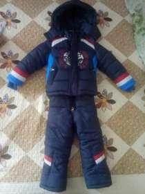 Куртка зимняя для мальчика, в г.Алматы