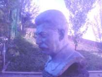 бюст Сталина.1930=1940г.Натур.величина, в Сочи