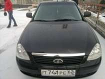 автомобиль ВАЗ 2170 Priora, в Рязани