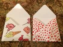 Изготовление конвертов на заказ конверты от 1 шт, в Москве