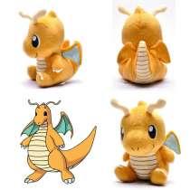 Мягкая игрушка покемон Драгонайт (Dragonite), в Перми