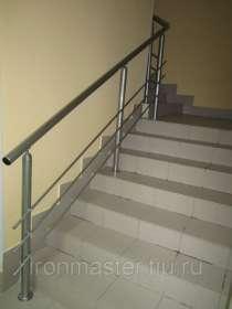 Лестничные ограждения, в Барнауле