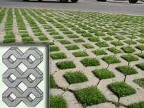 Газонная решетка тротуарная плитка Барыбино Домодедово, в Видное