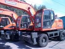 Колесный экскаватор Doosan S210WV новый в наличии!, в г.Талдыкорган
